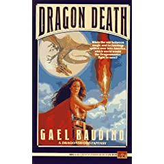 Dragon Death (Dragonsword) by Gael Baudino