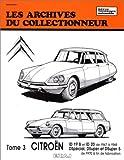 echange, troc Etai - Citroën Id 19b-20-Ds Special-Super-Super 5 T3 N 32