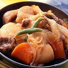 上野食品 レトルト和風煮物 「肉じゃが」 200g
