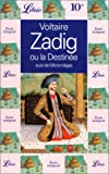 Zadig, ou, La destine