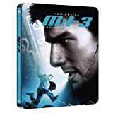 Image de Steelbook Boitier Métal Blu ray Mission Impossible 3 Edition Collector limitée (import) Piste audi