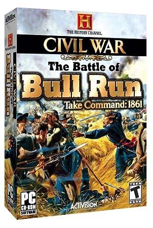 History Channel Civil War: The Battle of Bull Run