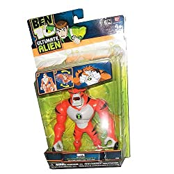 Ben 10 Ultimate Rath 6 DNA Alien Hero