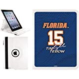 Tim Tebow Florida Gators Jersey iPad 2 Swivel Stand Case by Coveroo at Amazon.com