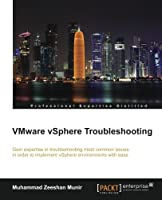VMware vSphere Troubleshooting Front Cover