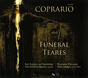 Funeral Teares. Songs Of Mourning Masque Of Squires
