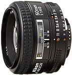 Nikon AF 50mm f/1.4 D Objectif standa...