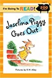 img - for I'm Going to Read? (Level 3): Joselina Piggy Goes Out (I'm Going to Read? Series) by Nancy Markham Alberts (2007-03-01) book / textbook / text book