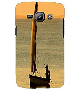 SAMSUNG GALAXY J1 BOAT Back Cover by PRINTSWAG