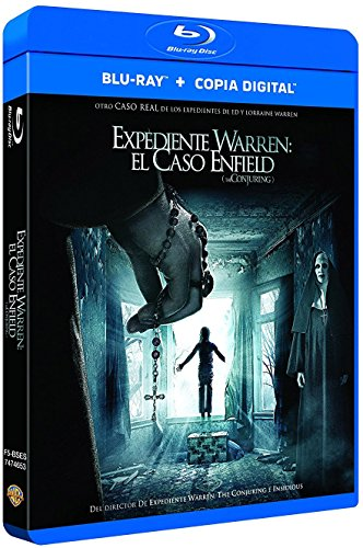 Expediente Warren : El Caso Enfield - The Conjuring 2: The Enfield Poltergeist [Non-usa Format: Pal -Import- Spain ]