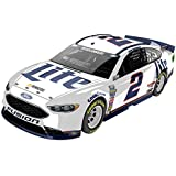 Lionel Racing Brad Keselowski #2 Miller Lite 2017 Ford Fusion 1:24 Scale ARC HOTO Official Diecast Of The Monster...