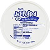 Jet-Puffed Marshmallow Creme,  48-Ounce Tubs (Pack of 2)