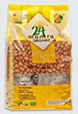 Organic Peanuts (Singdana) 500g - USDA Certified (24 Mantra) (Pack of 3)