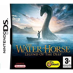 The Water Horse, Legend of the Deep (Nintendo DS)