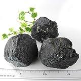 ブラックトルマリン原石塊400~500g