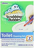 Scrubbing Bubbles  Toilet Cleaning Gel, Fresh Mountain Morning