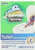 Scrubbing Bubbles  Toilet Cleaning Gel, Fresh Mountain Morning