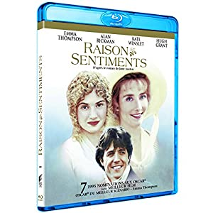 Raisons et sentiments [Blu-ray]