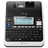 Brother P-Touch 2730 Labelmaker PC-Connectable 8 Fonts 6 Sizes for Labels 3.5/6/9/12/18/24mm Ref PT-2730