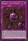 Yu-Gi-Oh! - Crush Card Virus (PGL2-EN070) - Premium Gold: Return of the Bling - 1st Edition - Gold Rare by Yu-Gi-Oh!