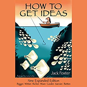 How to Get Ideas Audiobook