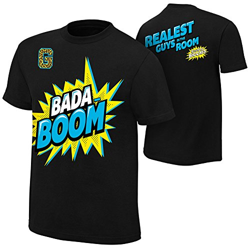 t-shirt-enzo-cass-bada-boom-tv-authentic-grl