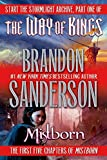 Brandon Sanderson Sampler: The Way of Kings and Mistborn