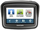 TomTom Rider Europe (v4) Motorradnavigationsgert (10,9 cm (4,3 Zoll) Display, FREE Lifetime Maps, Europa 45, kurvenreiche Strecke, Tyre)