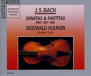 Bach: Sonaten und Partiten (6)