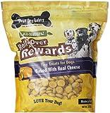 Three Dog Bakery Roll-Over Rewards Cheese Dog Treats, 32-Ounce