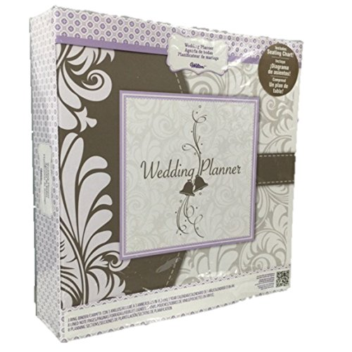 Wilton Wedding Planner Notebook