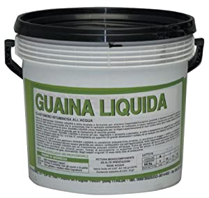 Guaina liquida bituminosa nera giardino for Guaina liquida mapei