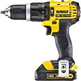 Advanced DeWalt DCD785C2 18v Cordless XR Combi Drill with 2 Lithium Ion Batteries 1.5ah [Pack of 1]w/Min 3yr Cleva® Warranty