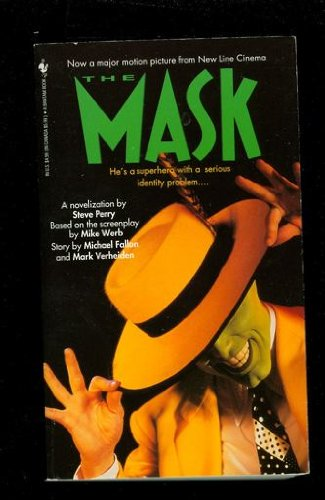 Mask, The, by Steve Perry