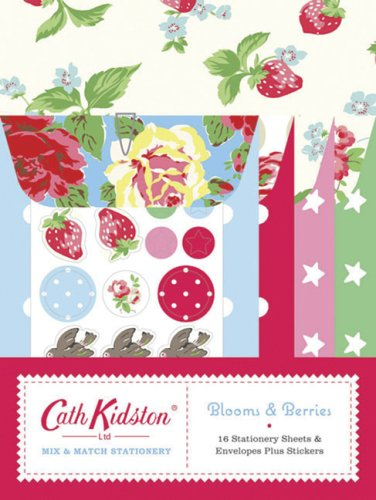Blooms & Berries Mix and Match Stationery