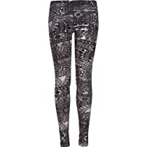 FULL TILT Geometric Print Girls Leggings