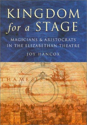 Kingdom for a Stage, Joy Hancox