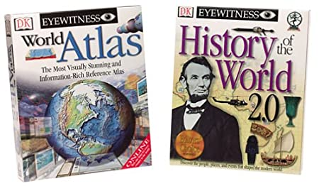 History of the World 2.0 / World Atlas