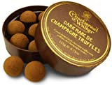 Charbonnel et Walker Dark Marc de Champagne truffles - 275g box