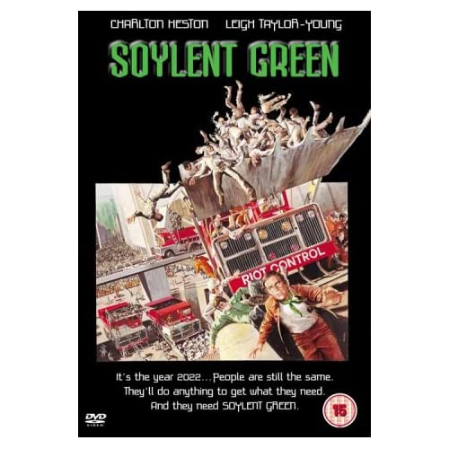 soylent green poster - from amazon