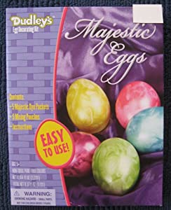 Majestic Eggs Easter Egg Decorating Kit