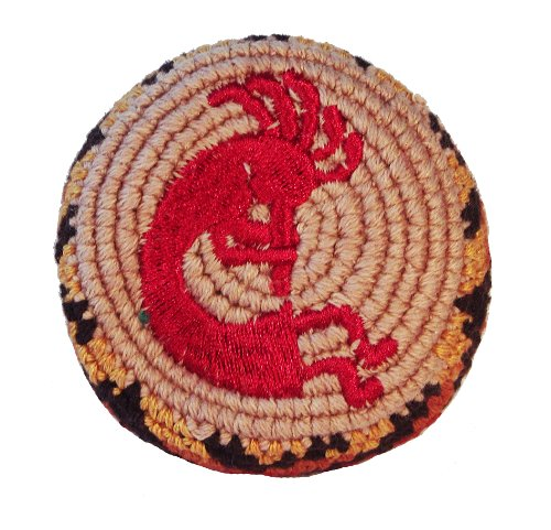 Hacky Sack - Kokopelli Design