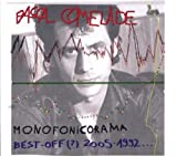 Monofonicorama - Best Of 1992-2006 (Dig) by Pascal Comelade (2008-09-23)