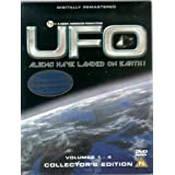 UFO - Volumes 1-4 Collector&#39;s Edition [1970] [DVD]by Ed Bishop