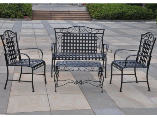Cheap Patio Furniture Sets Made Of Metal