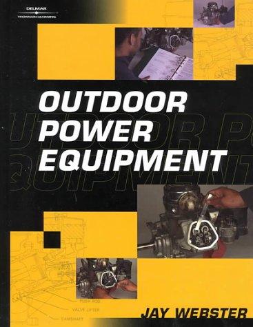Outdoor Power Equipment (ED Version) (Small Engine Repair)