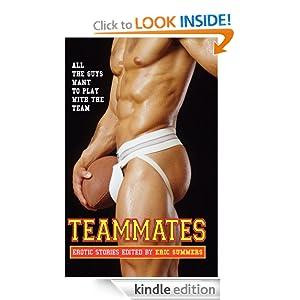 Teammates Eric Summers