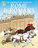 Rome and Romans (Usborne Time Traveler) (0746030711) by Amery, Heather