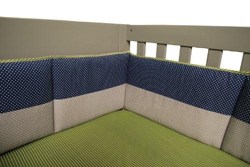Gingham Crib Bedding