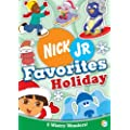 Nick Jr Favorites DVD